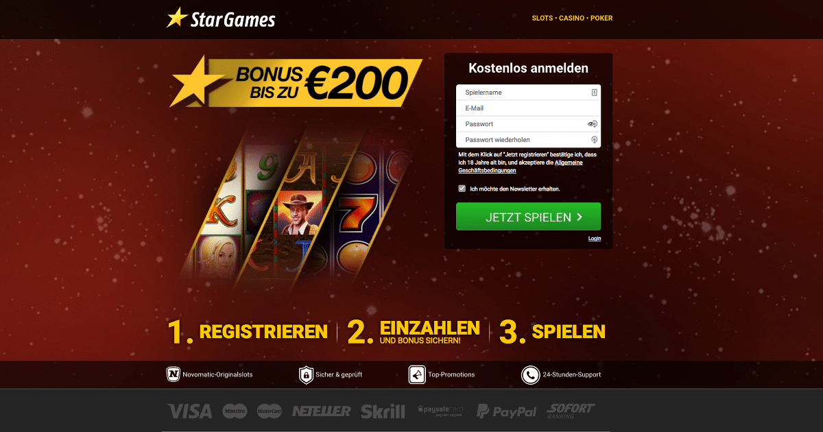 stargames 100 euro