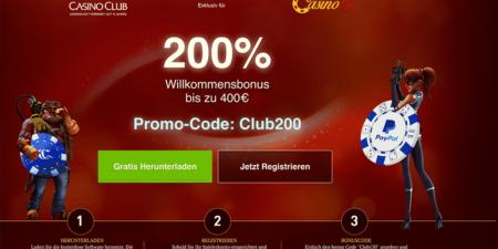 91.000 Euro Gewinn im CasinoClub