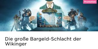 Die Bargeld-Schlacht der Wikinger im Mr Green Casino