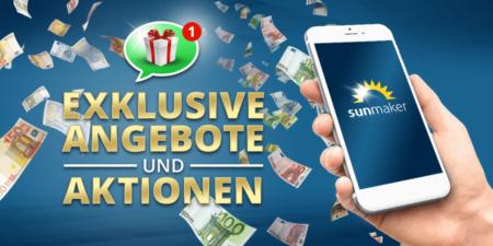 Neu – Im Sunmaker Casino gibt es jetzt einen WhatsApp Service