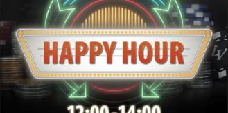 Freitags ist Happy Hour im LVBet Casino
