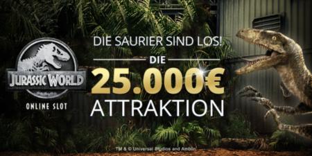 Die 25.000 € Attraktion im Sunmaker Casino
