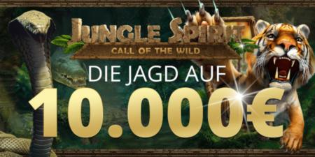Im Sunmaker Casino beginnt die 10.000 € Jagd