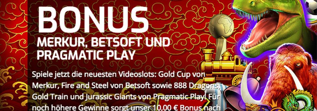 10 euro casino bonus