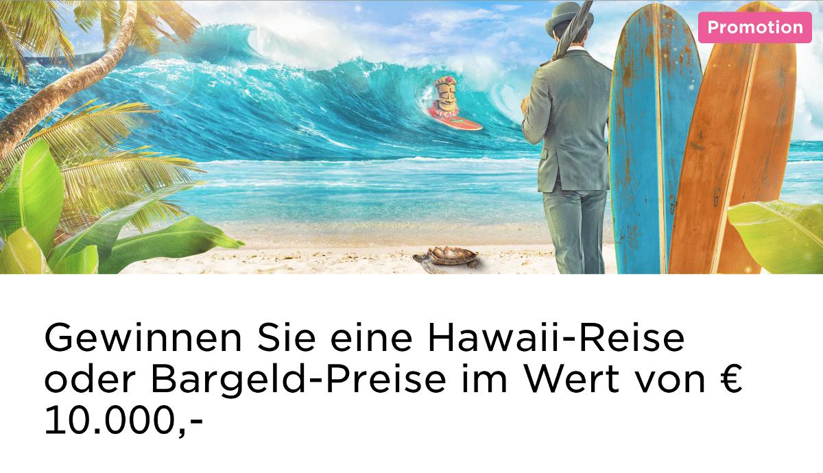 Reise Nach Hawaii Gewinnen