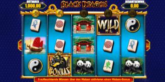 Black Dragon von Inspired Games