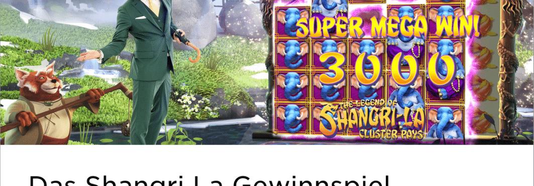 Das 5.000 € Gewinnspiel im Mr Green Casino