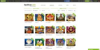 Die Play'n Go-Slots sind ab sofort auch im Lapalingo Casino verfügbar
