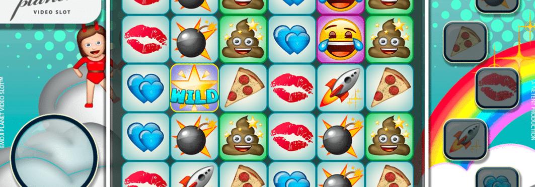 Emoji Planet von NetEnt
