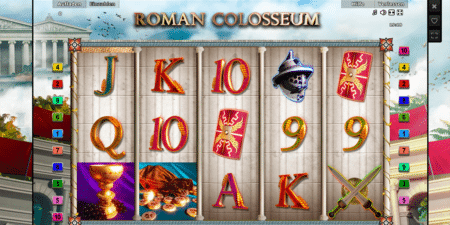 Roman Colosseum von Novoline