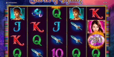 Stories of Infinity