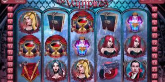 The Vampire – blutige Spins