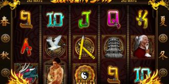 Shaolin Spin von iSoftBet