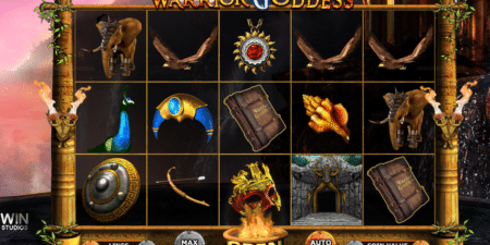 Warrior Goddess aus dem Hause Win Studios